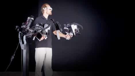 The Full-Body Exoskeleton Specialist Sarcos Robotics AI