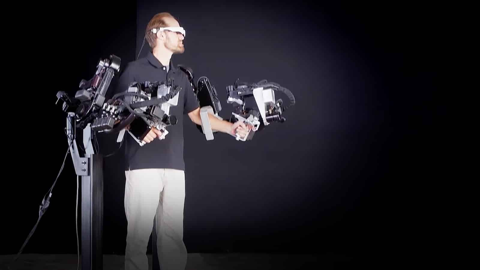 The Full-Body Exoskeleton Specialist Sarcos Robotics AI