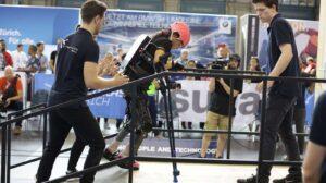 Cybathlon Global 2020 Powered Exoskeleton Race