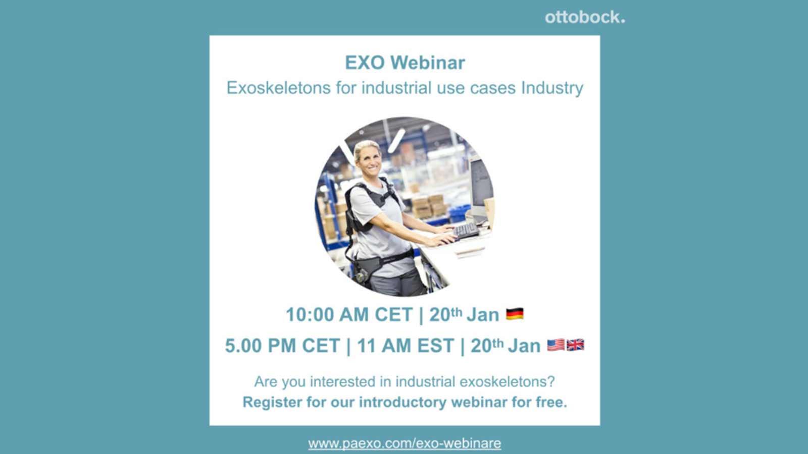 Exo Webinar Paexo Exoskeleton For Industrial Use Cases Jan 2021