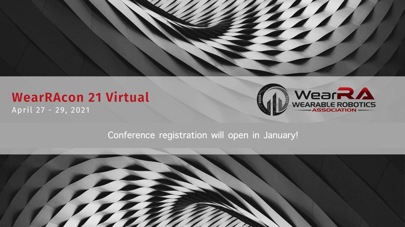WearRAcon21 Virtual