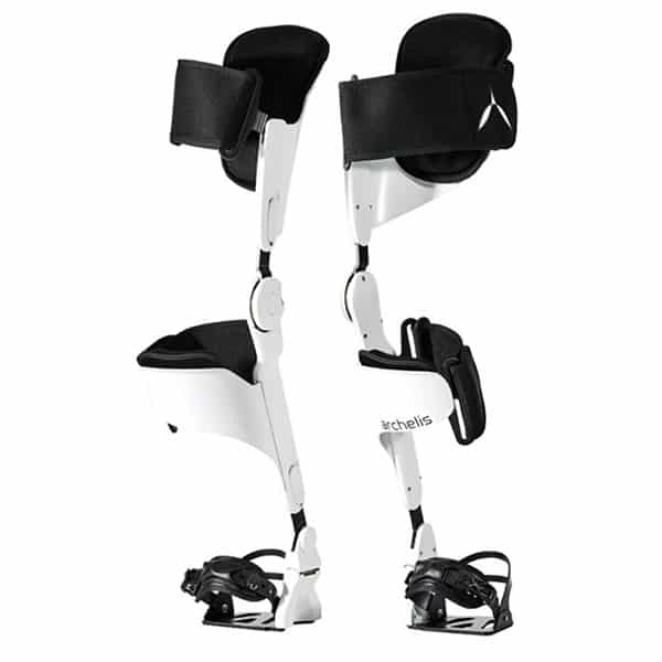 Archelis chairless chair type passive exoskeleton catalog 600