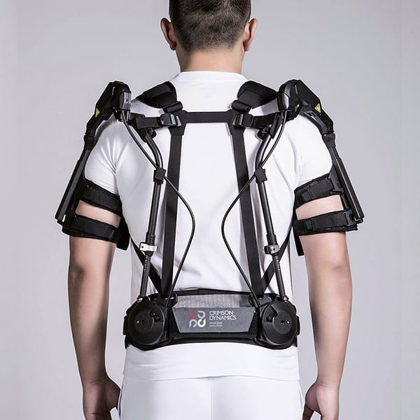 CDYS by Crimson Dynamics Technology Exoskeleton Catalog