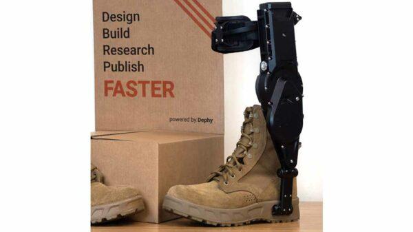 Dephy ExoBoot 2021 Exoskeleton Catalog 1067 x 600