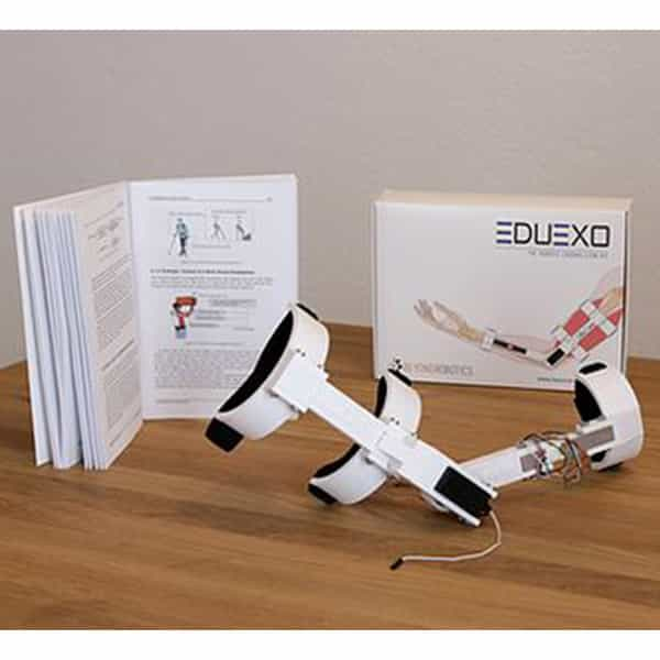 EduExo educational kit exoskeleton catalog 600