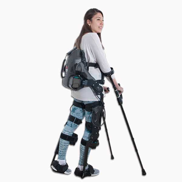 FreeGait by BAMA Technology Exoskeleton Report