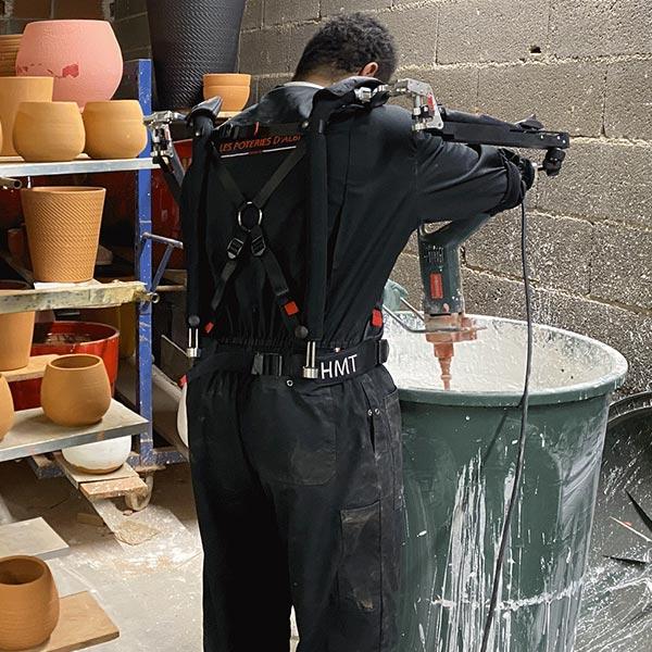 LIGHT Exoskeleton by HMT 600 Jan 2021