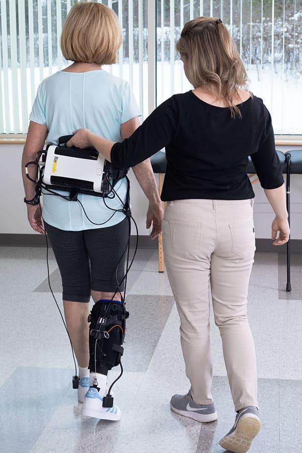 ReStore exosuit by ReWalk Robotics Exoskeleton Catalog 900