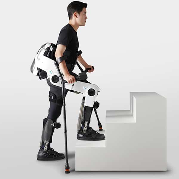 Walk-On Suit Stairs Exoskeleton Catalog_
