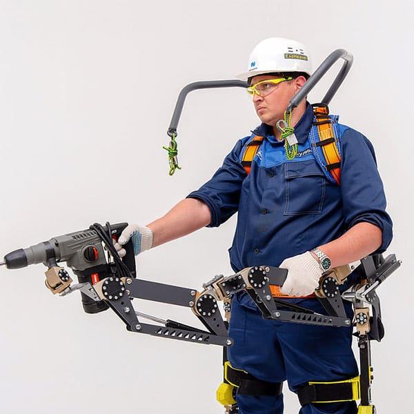 ExoHeaver by ExoMed Exoskeleton Catalog 600