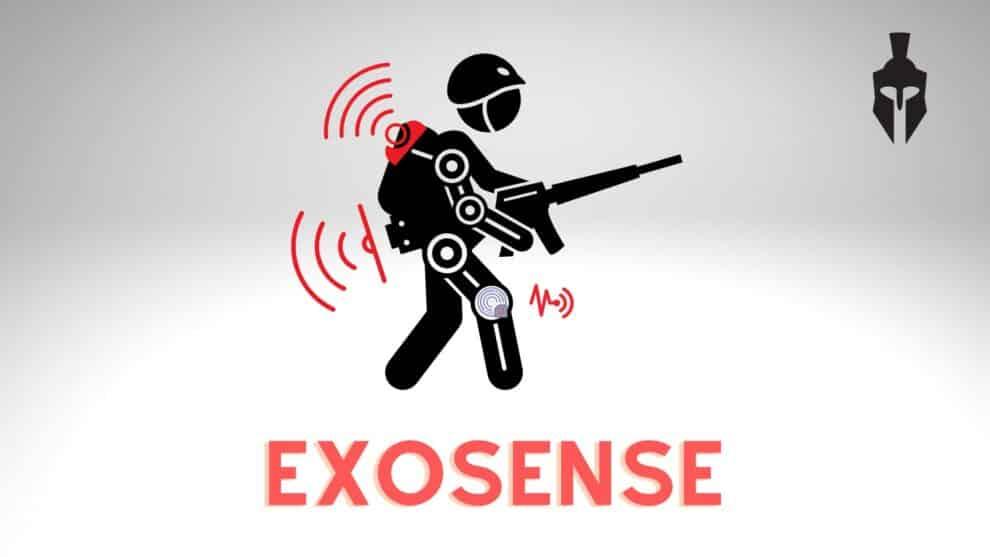 ExoSense Exoskeleton Sensor Nett Warrior v2