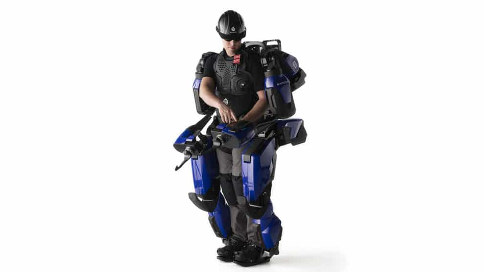 Exoskeleton Developer Sarcos Robotics Signs MoU Feb 2021