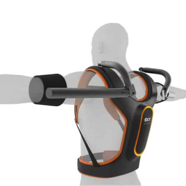 Exy ONE Back-Side View Exoskeleton Catalog 600