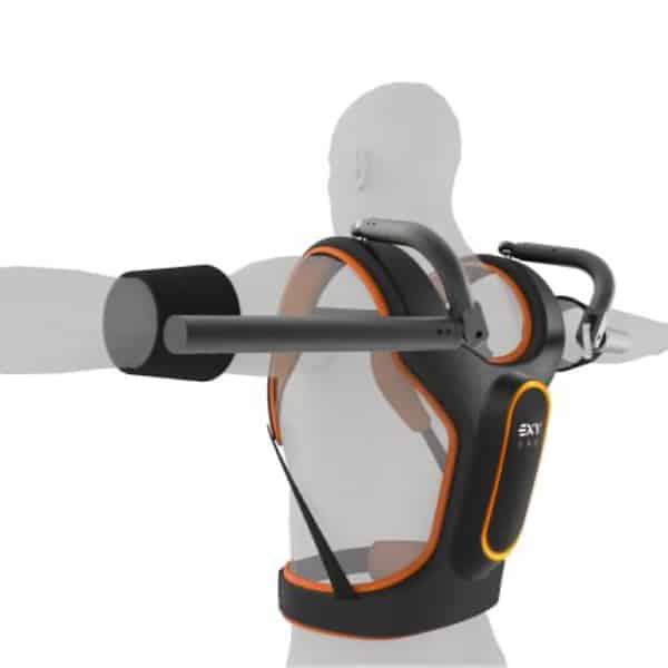 Exy ONE Back-Side View Exoskeleton Catalog 600