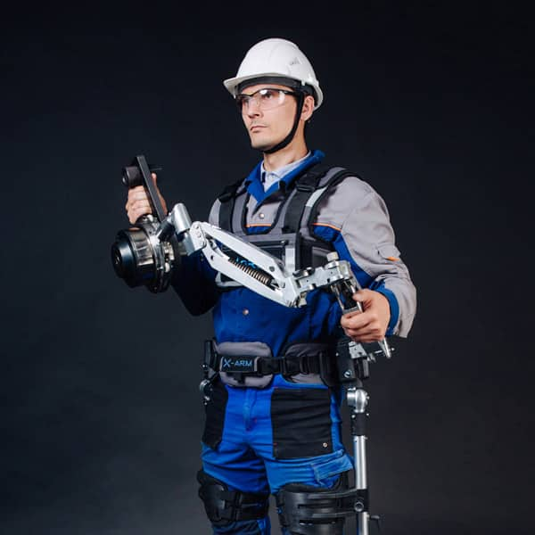 X-Arm ExoRise Exoskeleton Catalog 600