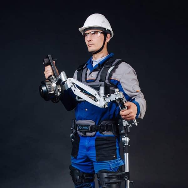 X-Arm ExoRise Exoskeleton Catalog 600