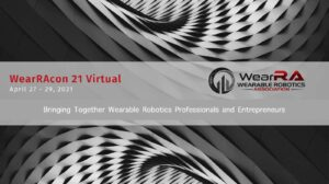 WearRAcon 21 Virtual Conference