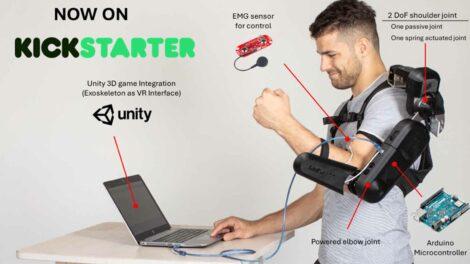EduExo Pro STEM Exoskeleton