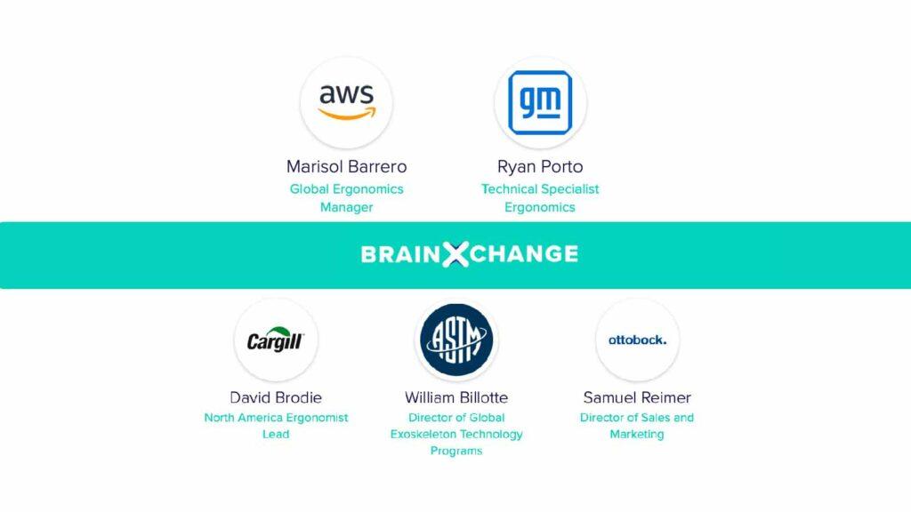 Brain Exchange Exoskeleton 2021 AExG Panel