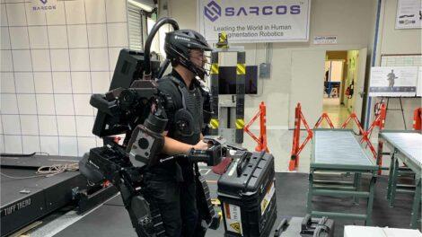 Sarcos Robotics to Begin Trading on the Nasdaq