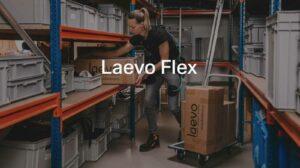 Laevo Flex Unvailed At WearRAcon Europe 21